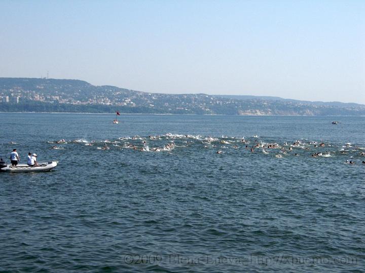 69-ти плувен маратон Галата – Варна (2009)